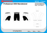 Breathable Highquality Black Sublimation Cycling Shorts Honorapparel Company