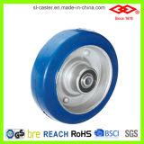 Rodízio de borracha resistente da roda (P160-13F125X45S)