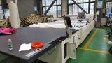 Tableau automatisé de découpage d'habillement de machine de découpage de configuration