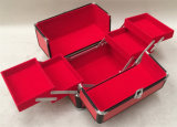 Алюминиевый случай красотки составляет случай коробки алюминиевый (ABTC-2964)
