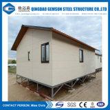 Дом поставкы Китая модульная полуфабрикат стальная для приватного прожития