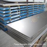 Placa de acero inoxidable de la calidad superior (410S, 316, 201, 904L)