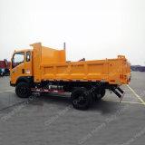 Сброс колеса фабрики 6 Sinotruk тележка/тележка Dumper 5t