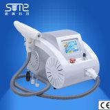 Q comuta a máquina da remoção do tatuagem do laser do ND YAG