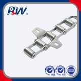 La S digita la catena di convogliatore agricola d'acciaio