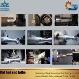 Ck6136A Chinese CNC van het Wiel van de Legering van de Hobby Draaibank