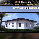 Villa prefabbricata di montaggio facile della costruzione prefabbricata con a tre camere