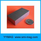 Imán de SmCo del bloque para el generador de imán permanente del motor