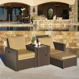 Wohles Furnir Wf-17108 3PC Recliner-Set