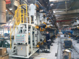 工業生産のための情報処理機能をもった溶接ロボット