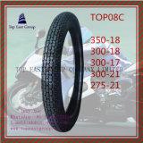 350-18, 300-18, 300-17, 300-21, 275-21 lange Lebensdauer, Qualitäts-Motorrad-Gummireifen