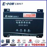 De elektrische IonenBatterij van het Lithium van de Fiets Navulbare met het Systeem van het Beheer van de Batterij