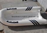 Petit canot de pêche de PVC d'embarcation de plaisance de Liya 2.7m à vendre