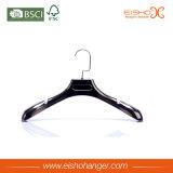 Горячая продавая вешалка одежд верхнего сегмента пластичная (STET00931)