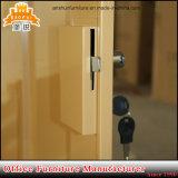 جيّدة يبيع [كد] رخيصة معدن فولاذ 2 أبواب ملابس خزانة