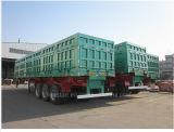 70tons의 좋은 품질 측 덤프 트럭 또는 팁 주는 사람 반 트레일러