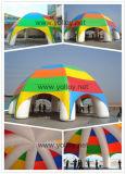 Рекламировать шатер купола спайдера Carpas Inflables