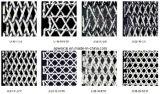 Transportbanden van het Metaal van het Weefsel van het roestvrij staal de Universele, De Riem van de Transmissie, de Riem van V