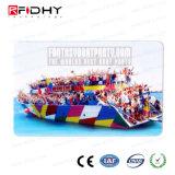 Kundenspezifische intelligente Mitgliedskarte des Cmyk Drucken-RFID
