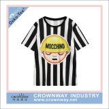 Camiseta al por mayor apta del deporte de la sublimación de Dri