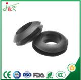 Silicone/EPDM/furo de borracha plástico do ilhó para automotriz