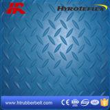 Feuille en caoutchouc de silicium transparent/feuille transparente en caoutchouc de silicones