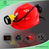 Lampe de chapeau sans fil de Glc-6 6.2ah 13000lux avec le chargeur d'USB