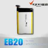 Batería Eb20 para Motorola en la batería grande de Stockdroid Razr