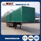 3 Tonne Cargo Box Van Semi Trailer der Radachsen-30