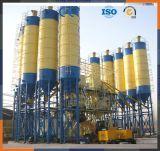 Neuer konkreter stapelweise verarbeitender Pflanzenhersteller China-Hzs25