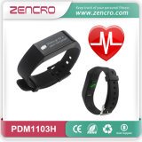 3D Pedometer Fitness Smart Heart Rate Monitor Bracelet
