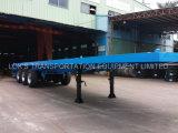 40 piedi di 3axles della base semi di camion di rimorchio