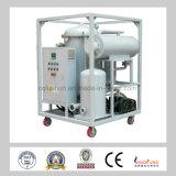Heißer Verkaufs-Vakuumturbine-Öl-Reinigungsapparat mit Filtration