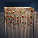 Lampe d'étage en cristal de Drcorative d'hôtel moderne léger de Guzhen Rebecca