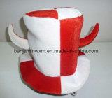 [أوفا] يورو فنجان 2012 بولندا مضحكة قبعات/كرنافال قبعات أغطية