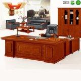 Mesa de escritório executivo de madeira da venda quente (HY-D7038)