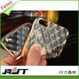 Il cubo dell'acqua placca le casse Bumper di placcatura TPU per il iPhone 6s (RJT-0231)