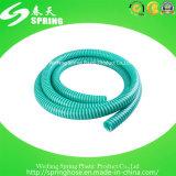 Boyau spiralé en plastique flexible d'aspiration et de débit d'helice de PVC de qualité