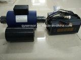 Sensore di velocità rotativo di coppia di torsione del doppio intervallo (500N. m) con l'indicatore e gli accoppiamenti