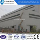 Barato de alta Qualtity fácil construir la estructura de acero del almacén / taller / Hangar