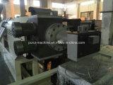 De plastic Machine van het Recycling van het Afval van de Schroef van de Granulator van de Extruder van het Recycling Enige