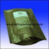 De Zak van de Verpakking van de ritssluiting (l)