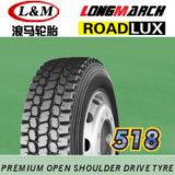 긴 Truck 3월 Brand Tires 11r24.5 11r22.5 Truck Tires