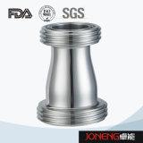 Acero inoxidable Sanitaria de roscado Reductor concéntrico (JN-FT5009)