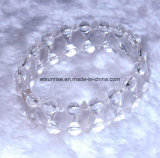 Semi preciosas Crystal Bead Pulseira Moda Bangle Jóias <Es-B01201>