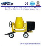 4車輪Design 350L Concrete Mixer