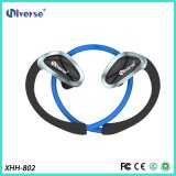 Wireless stéréo Waterproof Bluetooth Sport Headphone avec Microphone