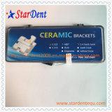 El mejor corchete de cerámica ortodóntico de la calidad FDA del instrumento dental