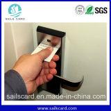 Tarjeta plástica del control de acceso de la seguridad Cr80
