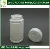 бутылка микстуры белого цвета 120ml пластичная